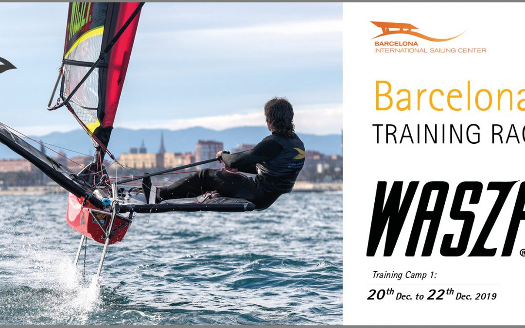 Barcelona Waszp TRAINING RACES